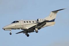 D-ILAP (LIAM J McMANUS - Manchester Airport Photostream) Tags: dilap bizz embraer emb500 phenom embraerphenom phenom100 ep1 e50p manchester man egcc