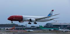 G-CKWP Norwegian Air UK Boeing 787-9 Dreamliner (Niall McCormick) Tags: dublin airport eidw aircraft airliner dub aviation gckwp norwegian air uk boeing 7879 dreamliner b789