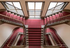 Stairway (Frank Guschmann) Tags: treppe treppenhaus staircase stairwell escaliers stairs stufen steps architektur frankguschmann nikond500 d500 nikon