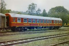 PICT0537 (MU4797) Tags: zug eisenbahn dbag mitropa speisewagen dr vennbahn wr reko