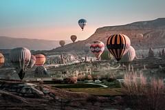 Cappadocia, turkey (nat_panviroj) Tags: