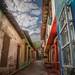 Fachada Colonial en el Casco de La Guaira VIII...