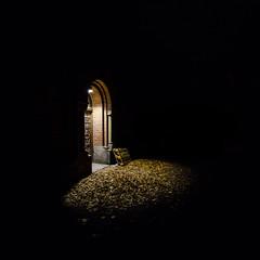Illuminated (Kristian Hedberg) Tags: 5d 5dmarkiii canon canoneos5dmarkiii architecture arkitektur building buildings byggnad byggnader eos house houses hus sverige sweden lundagård skåne