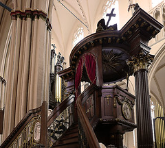 Mes biens chers frères , mes bien cheres soeurs (buch.daniele) Tags: danielebuch bruges eglise church san salvators