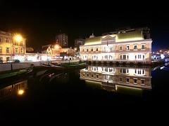Reflections #portugal #aveiro #nightphotography #longexposure #shotoniphonex #shotoniphone #sirui #siruilens #slowshutterapp #natgeotravel (OscarCordeiro) Tags: ifttt instagram reflections portugal aveiro nightphotography longexposure shotoniphonex shotoniphone sirui siruilens slowshutterapp natgeotravel