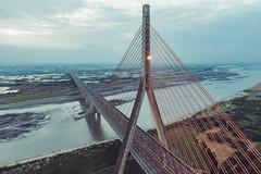 斜張橋|高雄 (里卡豆) Tags: 臺灣省 台灣 taiwan aerial photography aerialphotography dji 大疆 空拍機 mavic2 drone mavic2zoom
