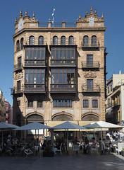 Sevilla (geoGraf) Tags: españa spain spanien sevilla seville andalusien andalucía architecture