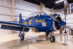 USN North American T-28 (Glenn Courtney) Tags: t28 airzoo aircraft airplane aviation kalamazooairzoo mi michigan museum northamerican portage trojan