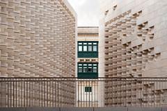 Il-Parlament il-Ġdid (_LABEL_3) Tags: architecture architektur facade fassade gebäude renzopiano valletta malta mt