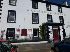 The Balmoral Hotel in Moffat (johnmsouthall) Tags: hotels buildings