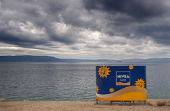 Sun ?? (JLM62380) Tags: croatia mer sea sky clouds rabac istria istrie ciel nuages sun nivea