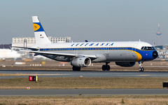 DLH_A321_DAIDV_Retro_FRA_FEB2019 (Yannick VP - thank you for 1Mio views supporters!!) Tags: civil commercial passenger pax transport aircraft airplane aeroplane jet jetliner airliner dlh lh deutsche lufthansa airbus a321 321200 daidv retro special colors colours livery paint scheme frankfurt rheinmain airport fra eddf germany de europe eu february 2019 departure takeoff runway rwy 18 aviation photography planespotting airplanespotting