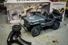 JJRC 1-10 Scale Jeep RC from Banggood.com (Strangely Different) Tags: rceveryday tinytrucks scaler scalerc customrc rc4wd tamiya axial scalegarage scaleshop hobby rccars rccaraction