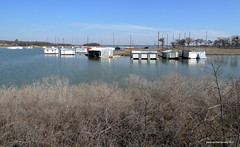 boathouses in January (pvh photo) Tags: lake boathouse texas