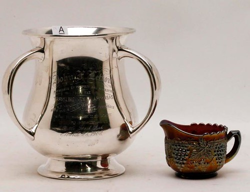 Sterling Loving Cup ($756.00)
