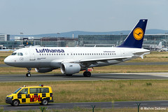 Lufthansa Airbus A319-112  |  D-AIBH  |  Frankfurt Rhein-Main  - EDDF (Melvin Debono) Tags: lufthansa airbus a319112 | daibh frankfurt rheinmain eddf cn 5239 melvin debono schiphol canon airport airplane aviation aircraft plane planes photography fra germany deutschland