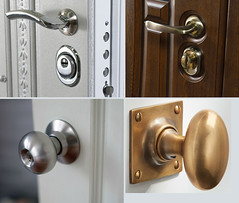 Lever door handles vs doorknobs (thedoorsdepot) Tags: doors door doorknobs knobs levers handles entry entrance nj manhattan interior exterior usa design ideas home improvement security