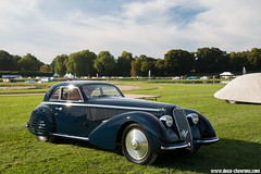 Chantilly Arts & Elegance 2016 - Alfa Romeo 8C 2900B Lungo Berlinetta (Deux-Chevrons.com) Tags: alfaromeo8c2900blungoberlinetta alfa romeo 8c 2900b lungo berlinetta alfaromeo8c2900b lungoberlinetta alfaromeo8c2900blungo alfaromeo 8c2900blungoberlinetta car coche voiture auto automobile automotive chantilly chantillyartselegance chantillyartelegance france classiccar classic classique ancienne collection collector collectible vintage oldtimer ancien