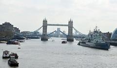 London views (Aidan B Kelly) Tags: riverthames london hmsbelfast sailingboat towerbridge