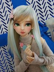 Oriana (KiwisBitterSweet) Tags: fairyland minifeeflam minifee mnf flam flameventhead event head slimmsd slim msd bjd doll oriana