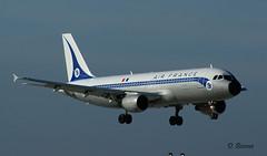 Airbus A320-211 n° 63 ~ F-GFKJ  Air France (Aero.passion DBC-1) Tags: spotting cdg 2009 dbc1 david biscove aeropassion avion aircraft aviation plane airport airbus a320 ~ fgfkj air france