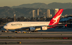 Qantas VH-OQF plb22-00274 (andreas_muhl) Tags: a380 klax lax losangeles november2018 qantas vhoqf aircraft airplane aviation planespotter planespotting