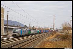 RTB Cargo 193 810, Karlstadt 02-07-2018 (Henk Zwoferink) Tags: rtbcargo rtb rurtalbahn henkzwoferink siemens vectron railpool rp ell x4e br193karlstadtbayerngermanyde