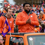 2018 National Championship Parade