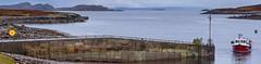 Old Dornie harbour near Polbain (jimbo522012) Tags: old dornie harbour polbain coigach penisula northwest highlands scotland canon 6d ef2470mmf4l