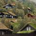 Casas de verão camufladas