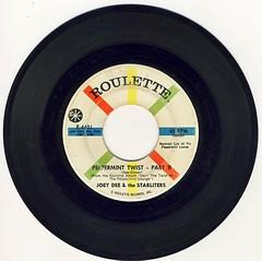 Peppermint Twist - Part II (epiclectic) Tags: joedeeandthestarliters 1961 epiclectic vinyl rip vintage record single 45