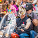 Dykes on Bikes, SF Pride 2015