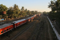 I_B_1513 (florian_grupp) Tags: asia myanmar burma train railway railroad bago pegu myanmarailways southeast metergauge metregauge 1000mm steam locomotive steamlocomotive vulcan foundry 2007