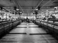 Helmshore Textile Museum (Matthew_Hartley) Tags: helmshore textile museum mill blackandwhite bw mono haslingden rossendale lancashire northwest england uk britain panasonic gm1 microfourthirds m43 mft vario 1232 1232mm