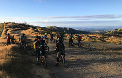 Arapuke (Wozza_NZ) Tags: arapuke palmerstonnorth nz newzealand mountainbike mountainbiking evening view