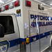 P is for Patchogue Ambulance