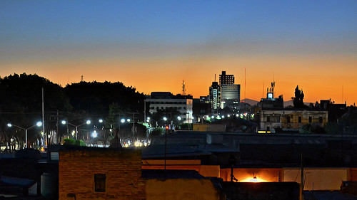 Evening Sky III (Querétaro 19 February 2019)
