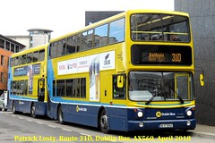 Route 31D, Baldoyle to DCU, Dublin Bus, AX560, April 2018 (Shamrock 105) Tags: dublin dublinbus alx400 volvob7ldd alexanderdennis dcu dublincityuniversity collinsavenue baldoyle harristowngarage busathacliath thehelix route31d