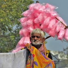 varanasi 2019 (gerben more) Tags: people portrait portret varanasi benares india man candy