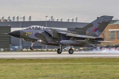 RAF Tornado GR.4 ZG752 Camo Scheme Touch and Go (Mark_Aviation) Tags: raf tornado gr4 zg752 camo scheme gr4t marham farewell pa200 farewelltornado enthusiast day enthusiasts last flight final takeoff landing overshoot