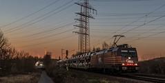 39_2019_02_14_Gelsenkirchen_Bismarck_6185_599_BRLL_HSL_Logistik_mit_Autotransportzug ➡️ Bottrop_S (ruhrpott.sprinter) Tags: ruhrpott sprinter deutschland germany allmangne nrw ruhrgebiet gelsenkirchen lokomotive locomotives eisenbahn railroad rail zug train reisezug passenger güter cargo freight fret bismarck db ccw de efm eh eloc hctor rpool pkpc spag 323 0077 0275 0632 1225 1265 1266 1275 3294 6145 6156 6185 6186 6189 6241 9123 9124 captrain ecr ell hectorrail lotos setg spitzke museumszug schrottzug logo natur outdoor graffiti wildgänse flugzeug sonnenuntergang airbus 380