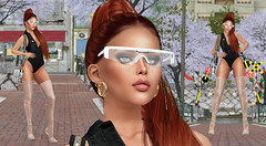 Electricity (meshedgal) Tags: lana rinka me rossi earrings face eyes veilance bag snapshot boots sunglasses ski elei eyeshadow make up leluck lashes doux hair hairstyle red home head heels mila skin genus bento izzie appliers avatar avi secondlife sl secondlifefashion gacha access event