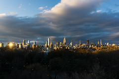Skyline_05 (Chris Protopapas) Tags: sony manhattan skyline newyorkcity nyc eastvillage sunset goldenlight