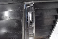 Ascending (mrjustin412) Tags: stairs stairwell surreal