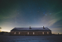 Fort Ridgely (Casey_Hooker) Tags: sony a7iii stars nightsky astrophotography night minnesota mn fortridgely historic