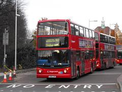Stagecoach East London 17935 LX53JXV (McClellandFilms) Tags: alexander alx400 dennis trident transbus