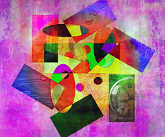 time... (Mark Noack) Tags: light color layers layering sketchbook photoshop abstract geometric symmetry