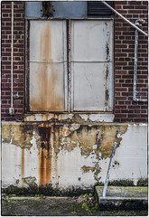 Former Window (NoJuan) Tags: window neglected rust rusty penf olympuspenf 35100mm panasonic35100 microfourthirds micro43 mirrorless magnusonpark seattlewa