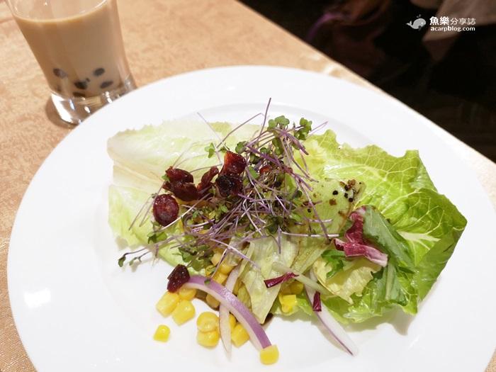 【台北中正】澳洲頂級和牛天成牛肉麵+自助吧吃到飽|天成大飯店百合廳 @魚樂分享誌