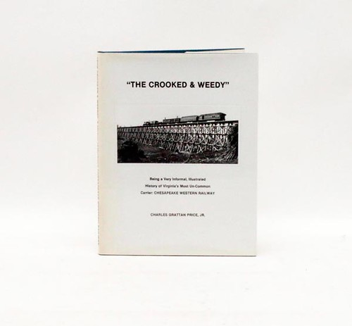 Crooked and Weedy Book ($156.80)